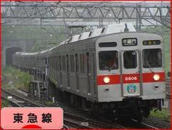 にほんブログ村 鉄道ブログ 東急線へ