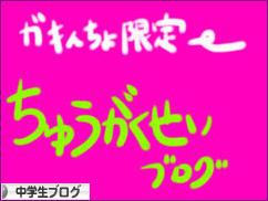 にほんブログ村 中学生日記ブログへ