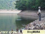 にほんブログ村 釣りブログ ダム・野池釣りへ