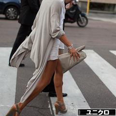 にほんブログ村 ファッションブログ ユニクロファッションへ