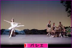にほんブログ村 演劇・ダンスブログ バレエへ