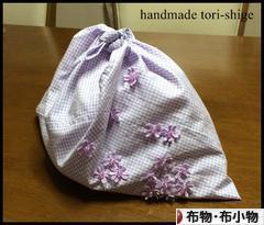 にほんブログ村 ハンドメイドブログ 布物・布小物へ