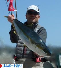 にほんブログ村 釣りブログ ゴムボート釣りへ