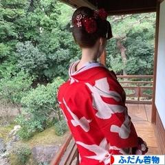 にほんブログ村 ファッションブログ ふだん着物(和服)へ