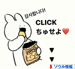 にほんブログ村 海外生活ブログ ソウル情報へ