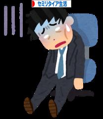にほんブログ村 ライフスタイルブログ セミリタイア生活