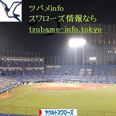 にほんブログ村 野球ブログ 東京ヤクルトスワローズへ