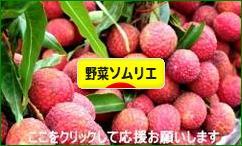 にほんブログ村 料理ブログ 野菜ソムリエへ
