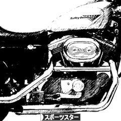 にほんブログ村 バイクブログ スポーツスターへ